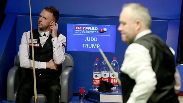 Trump: 'Higgins can handle pressure better than any snooker player in history'