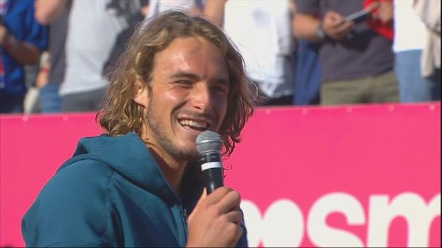 ATP Estoril - L'Uruguayen Pablo Cuevas rejoint Stefanos Tsitsipas en finale