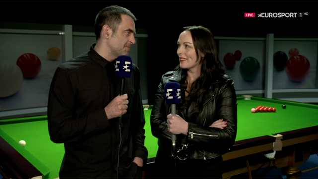'This final is done and dusted!' - O'Sullivan
