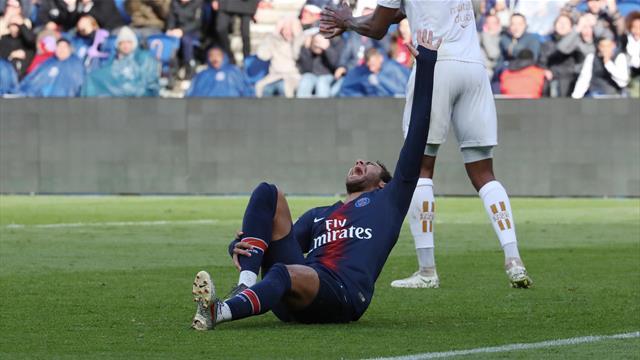Penalty accordé à Neymar lors de PSG-Nice : Une décision pas si évidente selon Derrien