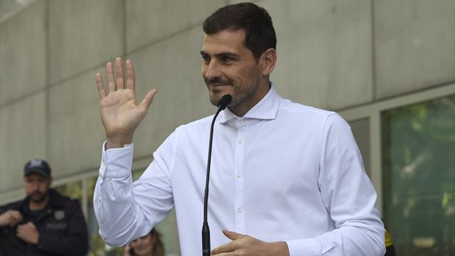 """Tout va bien"", rassure Casillas"