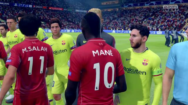 Champions Virtual: Así ha quedado el Liverpool-Barça