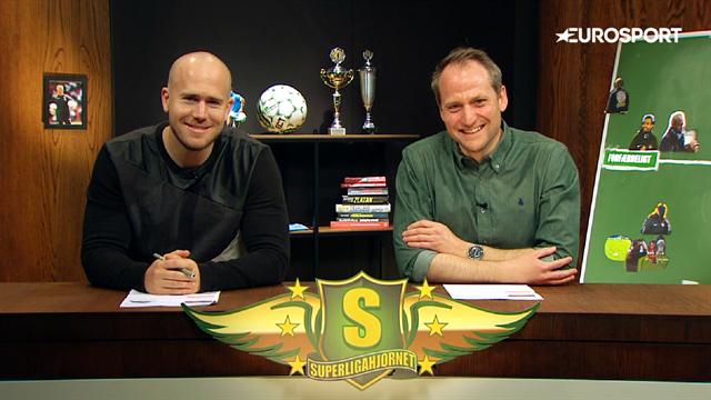 SuperligaHjørnet med Simo & Høygård, Afsnit 6