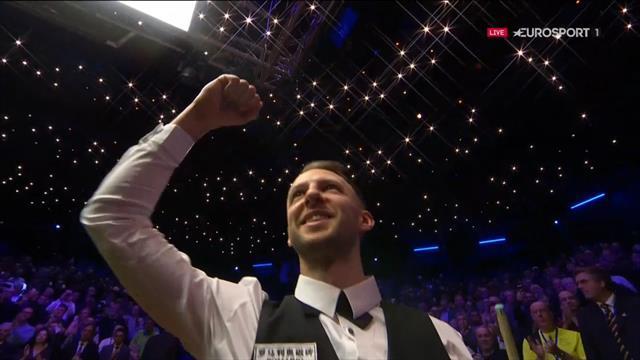 Judd Trump, campeón del mundo de snooker