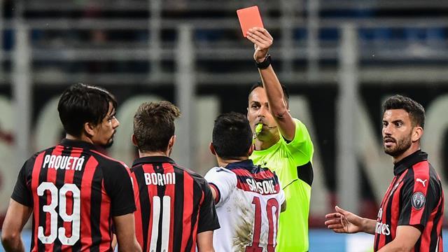 L'AC Milan a négocié son exclusion : pas de C3 la saison prochaine
