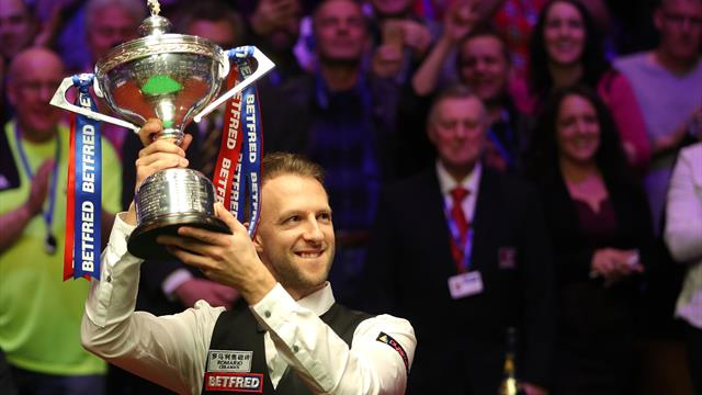 Trump's snooker revolution: 'I want to reach a standard nobody has seen before'