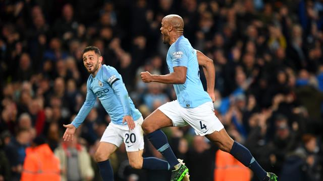 'Kompany will never top this!' - Fans react to Man City captain's stunning thunderbolt goal