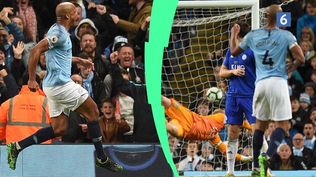 Highlights: Kompanys kongekasse sender Manchester City på mesterskabskurs