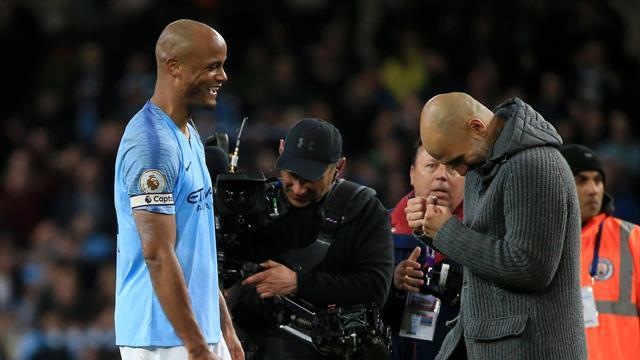 """Guardiola : """"Je me suis dit, ne tire pas Vinnie !"""""""