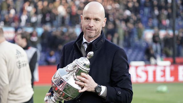 Erfolgscoach ten Hag bleibt wohl bei Ajax