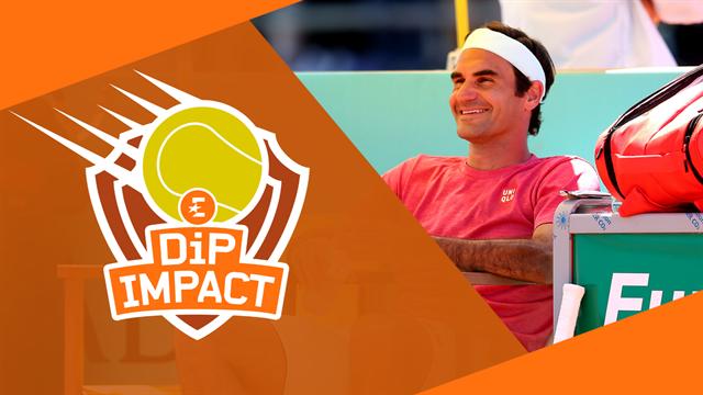 Reverra-t-on Federer à Roland-Garros ? Revivez DiP Impact