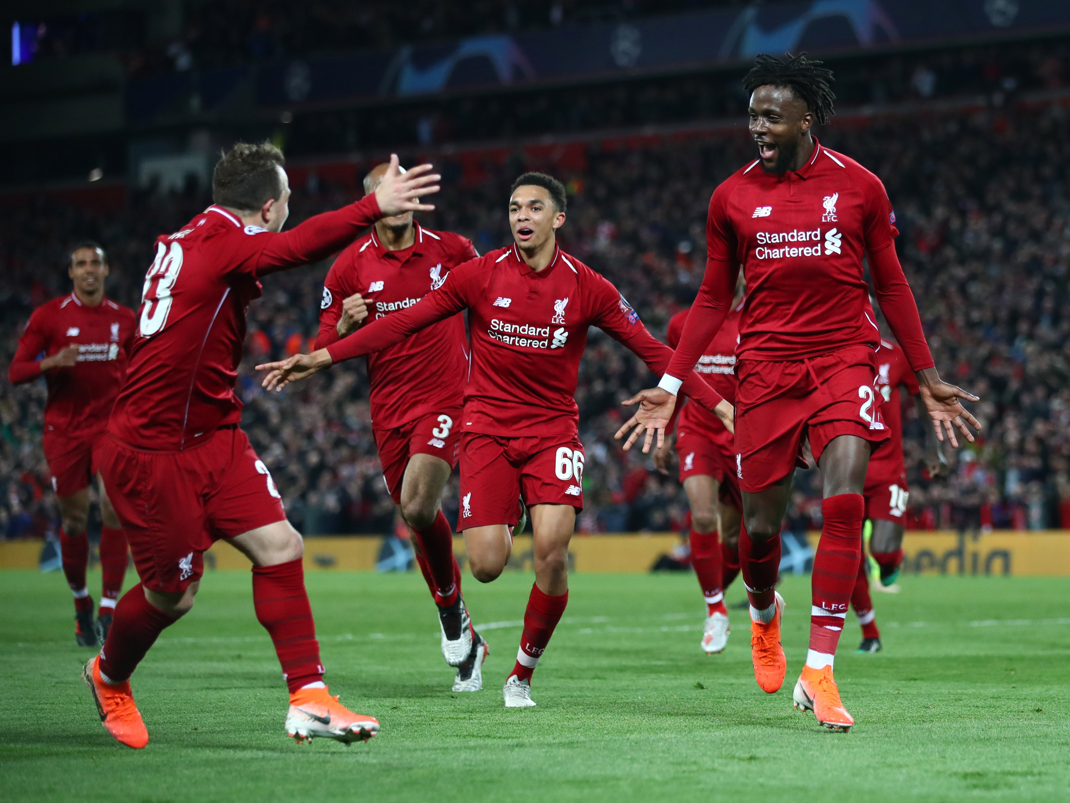 FC Liverpool - FC Barcelona