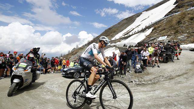 Джирото очаква своя нов шампион