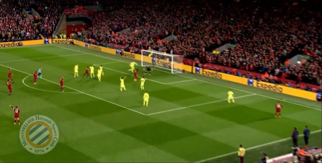 «Ливерпуль» – «Барселона» 1