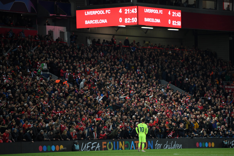 Liverpool - Barça : les supporters ont désigné le responsable !