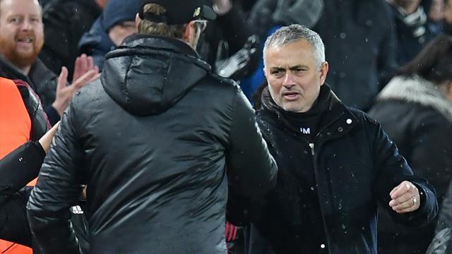 Mourinho and Solskjaer fire back at Klopp after derby