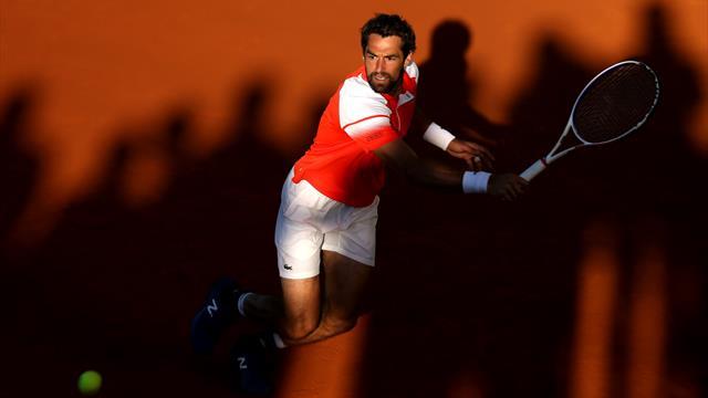"""Chardy : """"Contre tout le monde, Nadal reste le favori"""""""