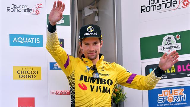 Le Giro l'a révélé, Roglic revient pour y triompher