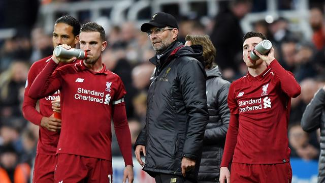 Liverpool players push bodies to limit for Premier League finale