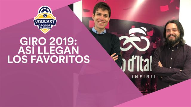 VODCAST: Llega el Giro de Italia 2019, la carrera del amor infinito y las gestas extraordinarias