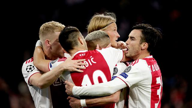 L'Ajax affrontera le PAOK Salonique au 3e tour préliminaire