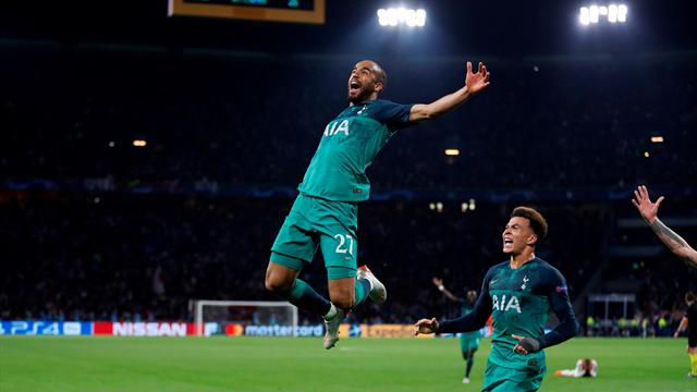 Last-gasp Moura strike seals unbelievable comeback for Spurs