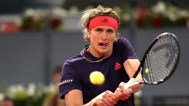 Pleitenserie geht weiter: Zverev scheitert in Rom bereits in der zweiten Runde