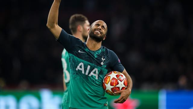 'Lucas Moura is not sleeping tonight': Fans react to hat-trick hero