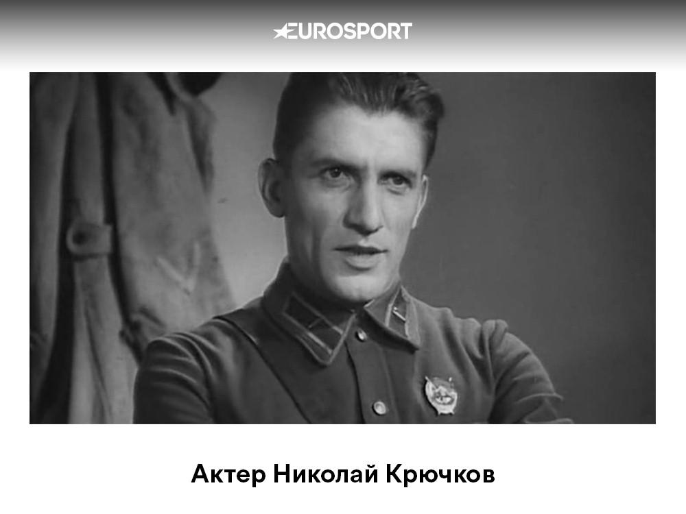Актер Николай Крючков