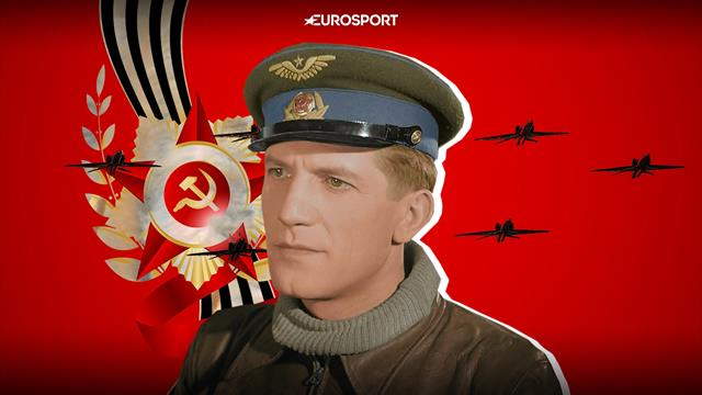 Летчика Булочкина сбили нацисты. Бывший биатлонист 14 суток тащил по болотам раненого командира