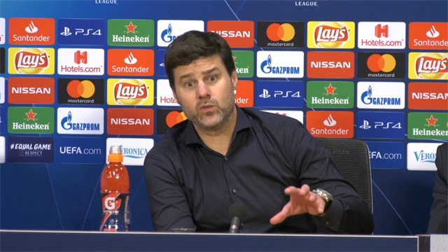 Poch says he will quit, win or lose in Madrid; walks out after Kane question