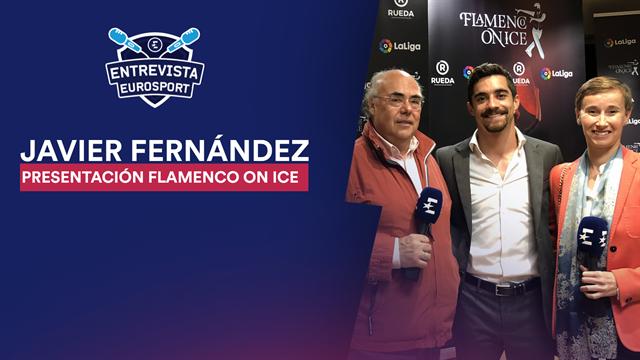 """Entrevista Europort: """"Queremos seguir aportando mucho al mundo del patinaje"""", Javier Fernández"""