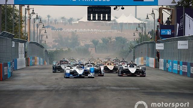 La Fórmula E apunta a su primera carrera nocturna en Arabia Saudí