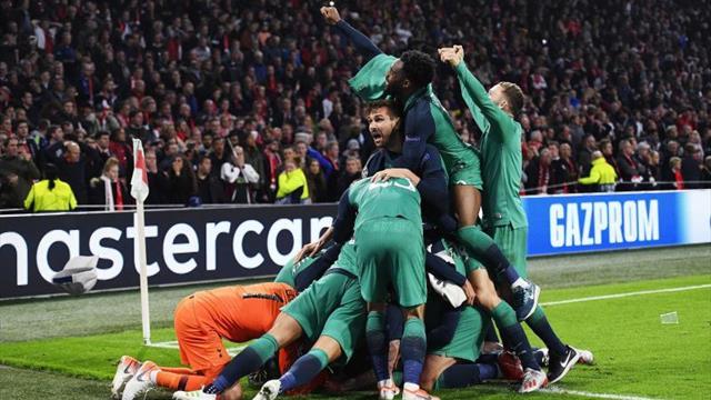 Era de remontadas notables en la Liga de Campeones, dice la prensa británica