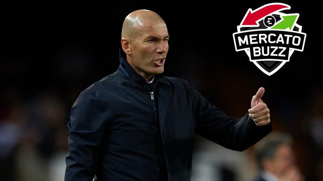 Mercato Buzz : Zidane veut deux champions du monde pour son Real Madrid