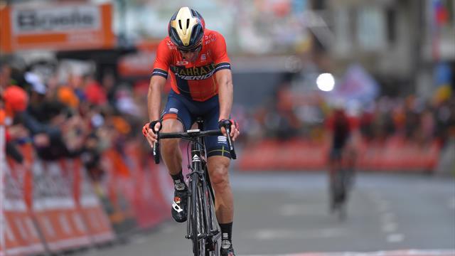 En manque de victoire, Nibali compte sur le Giro pour arriver en pleine forme sur le Tour