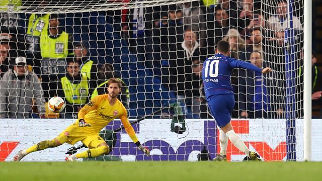 Drama! Frankfurt verliert Elfer-Krimi gegen Chelsea