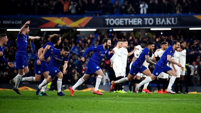 """Presse feiert und leidet mit: """"Chelsea überlebt giftige Nacht"""""""
