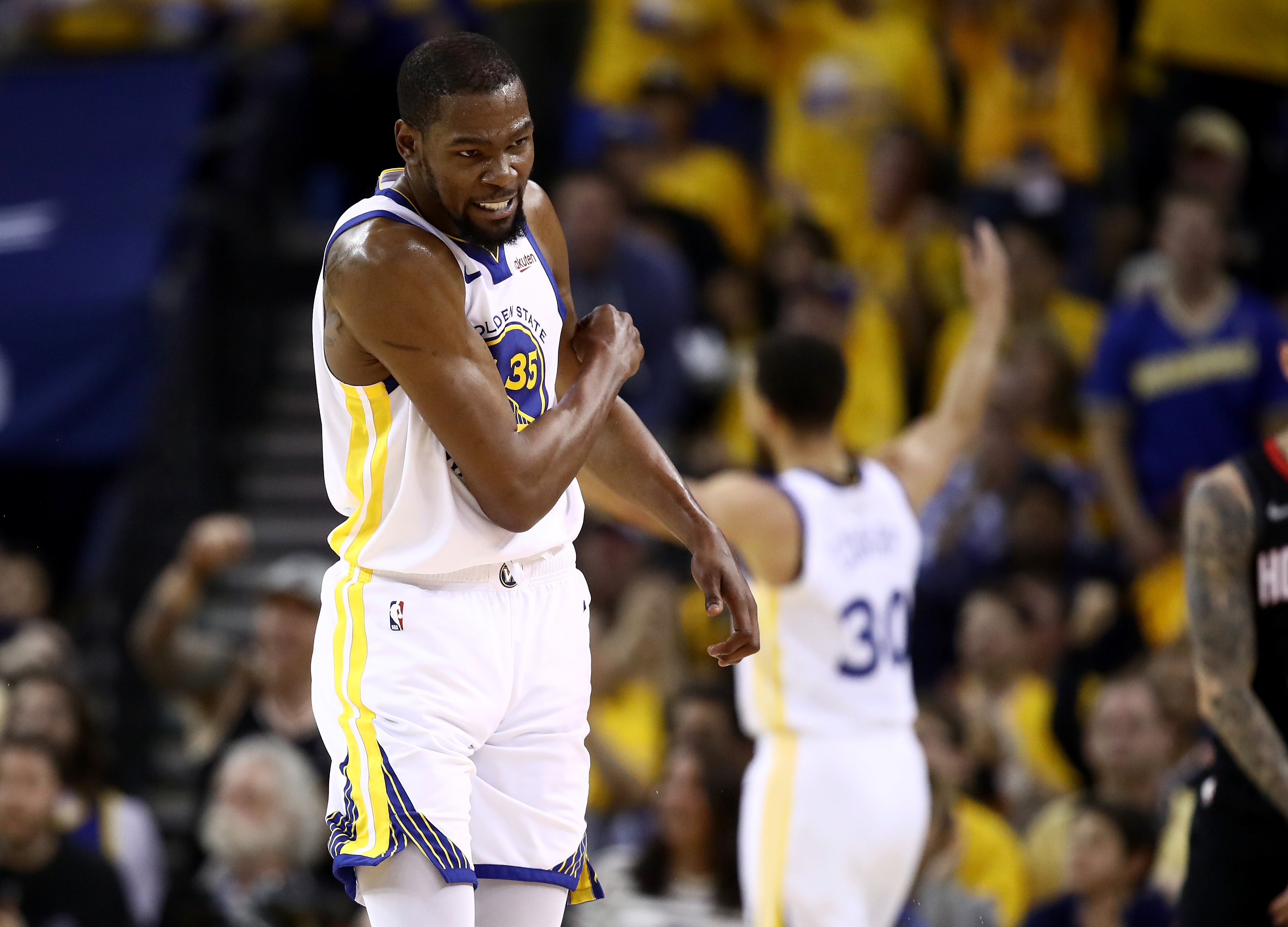 Kevin Durant (Golden State Warriors)