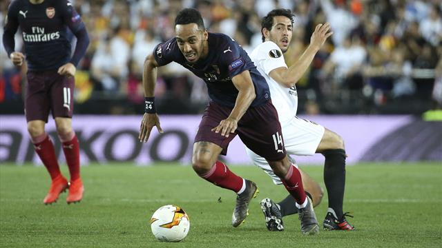 Europa League: Höjdpunkter : Valencia vs Arsenal