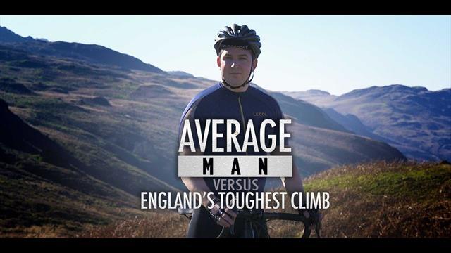Average Man vs England's toughest climb
