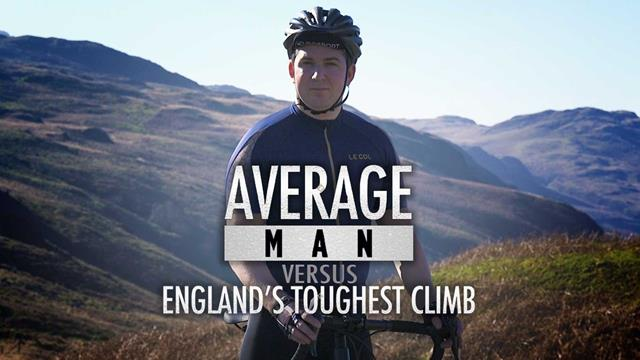 Average Man to Superman: Are six weeks of training enough to conquer England's steepest climb?