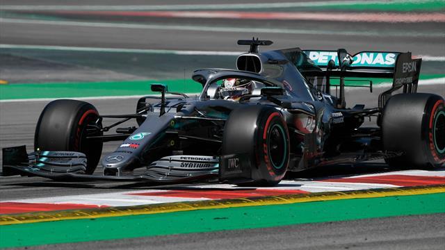 Libres 3 : Hamilton et Mercedes aggravent le cas de Ferrari