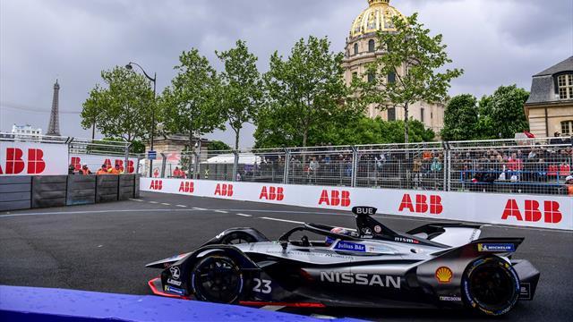 Buemi beats Vandoorne to pole in Berlin