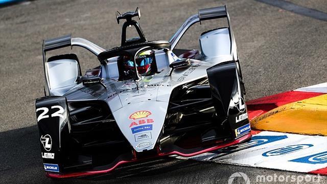 Monaco E-Prix: Rowland leads DS Techeetah pair in practice
