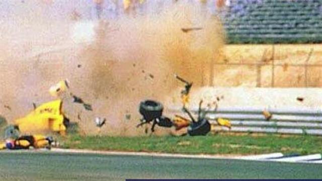 Incidenti, auto con 6 ruote, minacce: gli episodi più particolari accaduti al GP di Spagna