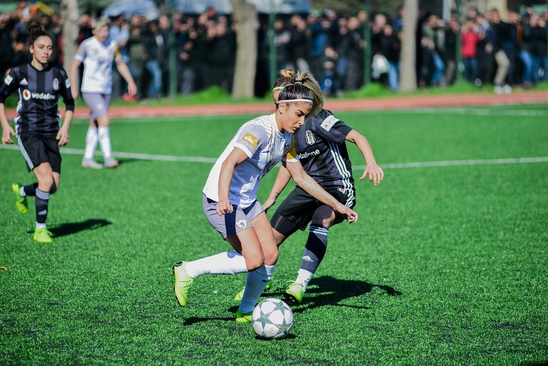 Gaziantep ALG - Beşiktaş Kadın Futbolu