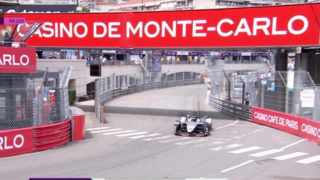 Fórmula E: Oliver Rowland se hace con la pole en Mónaco