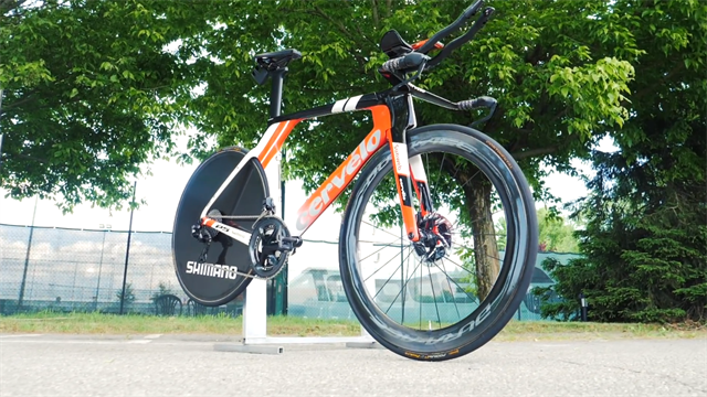 Pro Bike: Tom Dumoulin's new TT bike for the Giro