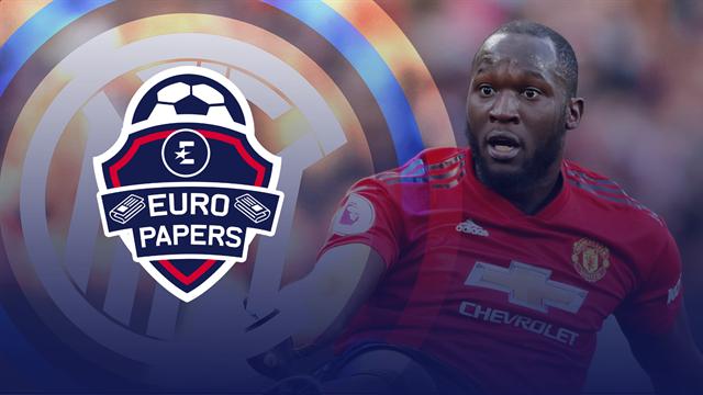 Euro Papers: Lukaku transfer is Inter's top priority